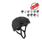 【GWもあすつく】バーン BERN ヘルメット メーコン 2.0 オールシーズン 大人 自転車 スキー スケボ BM17E20 Macon 2.0
