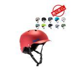 バーン BERN ヘルメット ワッツ Watts オールシーズン 大人 自転車 スノーボード スケートボード