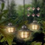【GWもあすつく】ベアボーンズ リビング ランタン エジソン ストリングライト LED Barebones Living アウトドア ガーデンライト
