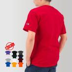 チャンピオン Tシャツ Champion メンズ レディース 半袖 シンプル 無地 T425 クルーネック ワンポイント