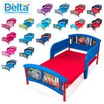 【GWもあすつく】デルタ Delta 子供用 ベッド トドラーベッド Toddle Bed 組み立て式 幼児用 インテリア キャラクター