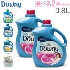 ダウニー 柔軟剤 Downy P&G ウルトラダウニー 3.8L 2本セット DOWNY US 濃縮 アロマ 洗濯