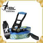 ギボン Gibbon ファンライン×13 FUN LINE X13 ブルー Blue 13880 スラックライン