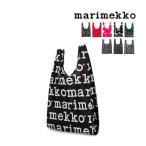 マリメッコ Marimekko エコバッグ スマートバッグ SMARTBAG MINI-UNIKKO 買い物バッグ おしゃれ かわいい 北欧 トートバッグ サブバッグ