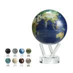 ムーバグローブ 地球儀 4.5インチ インテリア 置物 MG-45- MOVA Globe 4.5 Diameter MOVA Globes Cassini Terrestrial in White