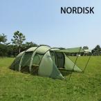 ノルディスク レイサ6 テント 6人用 ダスティーグリーン 122032 タープ アウトドア キャンプ NORDISK