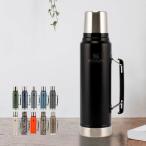 スタンレー Stanley 真空断熱ステンレスボトル Stanley Classic Vacuum Bottle 1L 水筒 ステンレス水筒