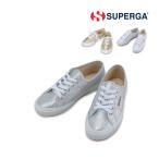 スペルガ SUPERGA スニーカー 2750 ラメ レディース キャンバス EUモデル S001820 2750-LAMEW シューズ キャンバススニーカー