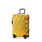 【GWもあすつく】トゥミ TUMI スーツケース 4輪 19 DEGREE ALUMINUM インターナショナル・キャリーオン バンヤンリーフ