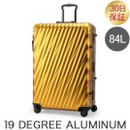 トゥミ TUMI スーツケース 4輪 19 DEGREE ALUMINUM エクステンデッドトリップパッキングケース 父の日