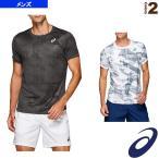 アシックス テニス・バドミントンウェア(メンズ/ユニ)  CLUB グラフィックショートスリーブトップ/メンズ(2041A061)