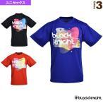 ブラックナイト ウェア(メンズ/ユニ)  BK Tシャツ/bk170/プラクティスTシャツ/ベーシックモデル/ユニセックス(T-0170)