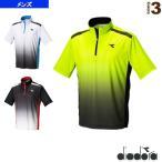 ショッピングディアドラ ディアドラ テニス・バドミントンウェア(メンズ/ユニ) TEAM/ゲームシャツ/メンズ(DTG7332)