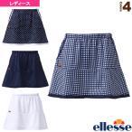 エレッセ テニス・バドミントンウェア(レディース) チームスカート/Team Skirt/レディース(ETS2810L)