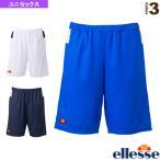 エレッセ テニス・バドミントンウェア(メンズ/ユニ)  チームニットショーツ/Team Knit Shorts/ユニセックス(ETS2910)