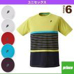 [プリンス テニス・バドミントンウェア(メンズ/ユニ)]ゲームシャツ/ユニセックス(WU6029)