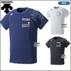セール30%OFF DESCENTE デサント Move Sport【ムーブスポーツ】 半袖Tシャツ DAT-5713