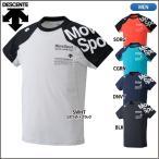 DESCENTE デサント Move Sport【ムーブスポーツ】 BRZ + ブリーズプラス 半袖Tシャツ DAT-5728