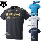 DESCENTE デサント  Move Sport ムーブスポーツ  クールトランスファー 半袖Tシャツ DAT-5731