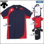 DESCENTE デサント バレーボールウェア 半袖ゲームシャツ メンズ DSS-4720