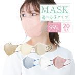 新感覚 マスク 柔らかマスク カラーマスク 立体マスク 血色不織布マスク 4段プリーツマスク ガード フィット 呼吸はしやすく 99%カット マスク工業会認定 ny405