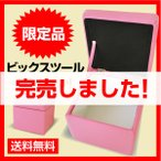 ショッピングスツール 収納スツール ボックス 可愛い 子供部屋 オットマン 1Pスツール(ちょっと大きめ)シプレ-ART ギフト