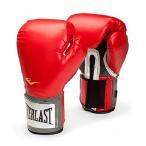 Everlast プロスタイル トレーニングボクシンググローブ レッド 14 oz