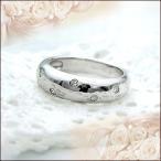Yahoo!lugejewelryダイヤモンド リング 指輪 K18 0.15ct ドット ドッツ ダイヤ  婚約指輪 記念日 ブライダル 10年 10周年 4月誕生石 贈り物 送料無料 ゴールド 金 K18金 結婚