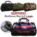 バートン BURTON 110321 BOOTHAUS BAG 2.0 LG Lサイズ 60L シューズポケット付トラベルボストンバッグ ダッフルバッグ 旅行用バッグ