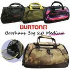 バートン BURTON 110351 BOOTHAUS BAG 2.0 MED Mサイズ 35L シューズポケット付トラベルボストンバッグ ダッフルバッグ 旅行用バッグ