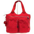 ショッピングkipling キプリング トートバッグ Kipling Basic Collection K1525435J Armide A4サイズ/Vibrant Red