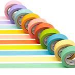 ショッピングマスキングテープ カモ井加工紙 無地 マスキングテープ 明るい色 カモ井加工紙 mt ex ゆうメール120円