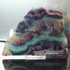 フローライト 原石 スライス 原石 石  ラフ クラスター クラスタ 鉱物 Fluorite 蛍石 メンズ レディース 置物 天然石