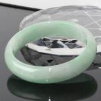【女性用Mサイズ】【一点物】 翡翠 バングル Bracelet ブレスレット Bangle 腕輪 ジェイド ヒスイ レディース 天然石