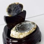 ショッピング天然石 トレジャーメノウ ジオード 原石 deode サンダーエッグ Gemstone 天然石