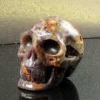 アメジスト ドクロ 原石 amethyst 紫水晶 Skull クラスター