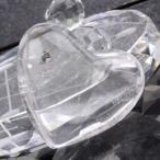 水晶 原石ハート クラスター quartz 天然石 Cluster パワーストーン