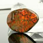 アンモライト ルース 原石 ammolite 化石 Ruth 天然石