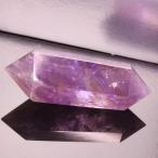 アメジスト ダブルポイント 天然石 紫水晶 amethyst 一点物 Point