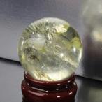 シトリン 丸玉 水晶玉 citrine 黄水晶 Ball 一点物【46mm】