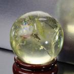 シトリン 丸玉 水晶玉 citrine 黄水晶 Gemstone 一点物【48mm】