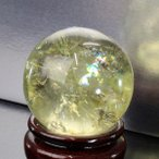 シトリン 丸玉 水晶玉 citrine 黄水晶 Ball 天然石【48mm】