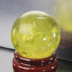 シトリン 丸玉 水晶玉 citrine 黄水晶 Gemstone 一点物【透明度バツグン 45mm】