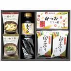 美味心 美味心 和風バラエティギフト 進物 贈り物 フリーズドライ味噌汁 かつおだしの素 キッコーマン 濃いだし本つゆ 味のり BM-AE apide4252-051