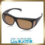 ショッピングcoleman 【送料無料】 Coleman(コールマン) メガネの上から掛けられるオーバーサングラス 偏光レンズ マットブラック CO3012-2