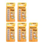 Panasonic 空気亜鉛電池 6個入 PR-48