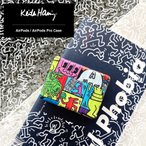Keith Haring キースヘリング AirPods AirPods Pro ケース エアポッズ プロ カバー ワイヤレス イヤホン ヘッドホン iPhone