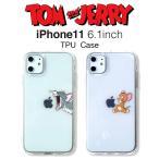 SALE トムとジェリー iPhone11 クリアケース アイフォンケース カバー