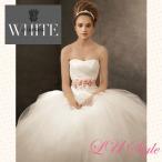 White by Vera Wang  みんな大好き プリンセスドレス