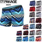 【ポイントアップ中】MYPAKAGE ショート ボクサーパンツ BN3TH マイパッケージ WEEKDAY PRINTS メンズ ブランド 下着 パンツ ギフト ラッピング 無料